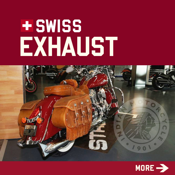 indian exhaust